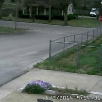 Security Camera GOLD!! Delivery Drivers LOSES His Truck!!