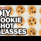 DIY cookie shot glasses!