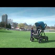 Adult Baby Stroller Test Ride from Contours