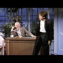 WATCH Robin Williams steal Johnny Carson's heart HERE.