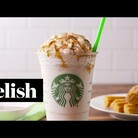 How To Order An Exclusive Churro Frappuccino At Starbucks