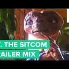 ET re-imagined as a '90s sitcom