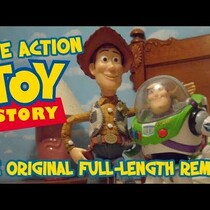 Cool! Fan's Live Action Toy Story Tribute