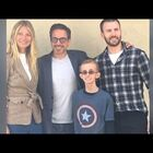 'Avengers' Stars Become Real Life Superheroes By Surprising Fan With Cancer