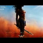 WONDER WOMAN Comic-Con Trailer