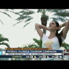 Pitbull Leading A New Florida Tourism Campaign