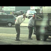 There's nothing funnier than a fake poop prank... (Seriously, this is really funny)