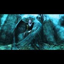 WATCH: Angelina Jolie's Wings in 'Maleficent'