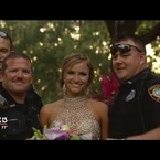 Police Were Waiting For Her When She Arrived At Prom, But Didn't Expect Them To Do THIS...