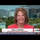 VIDEO: Kelli Ward Says McCain Too Old To Be Re-Elected