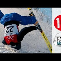 (WATCH!)  Epic Winter Sports FAIL!