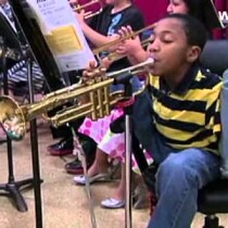 WATCH: Boy with No Arms Plays Trumpet