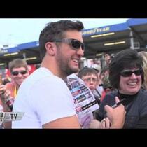 Daytona 500 With Luke!