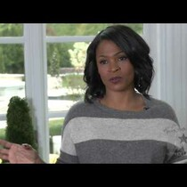 The Gorgeous Nia Long Talks Working With Tyler Perry & Her Son