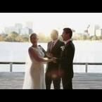 Rogue Flowergirl Interrupts Wedding