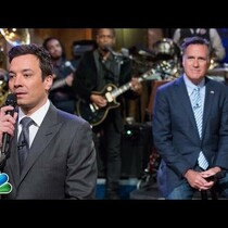 Jimmy Fallon & Mitt Romney (Slow Jam The News)