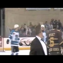 Funny Video Of Hockey Coach Mocking The Officials!