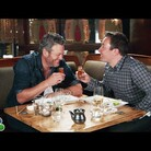 VIDEO: Jimmy Fallon Makes Blake Shelton Try Sushi For The First Time