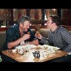 Blake Shelton & Jimmy Fallon Get Hammered & Eat Sushi