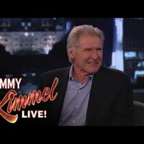 Kimmel Tries To Patch Things Up Between Han and Chewie
