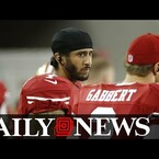 49ers QB Colin Kaepernick REFUSES To STAND During NATIONAL ANTHEM!