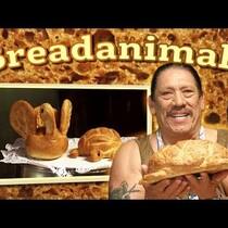 Danny Trejo in....Wait, What?  He's Making BREADANIMALS?   WTF???