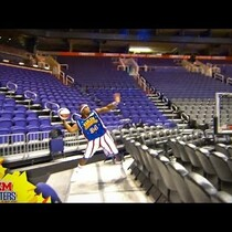 WATCH: Longest Basketball Shot Ever Made