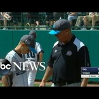 A Little League Coach Did a Mound Visit to Tell His Son He Loves Him