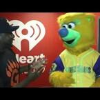 DJ Kay Rich Surprises Fresno Grizzlies Mascot Parker!