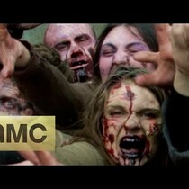 Hilarious Walking Dead Zombie Prank