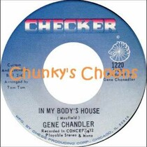 Gene Chandler - In My Body's House
