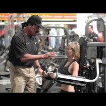 Arnold Schwarzenegger Goes Undercover At Gold's Gym!