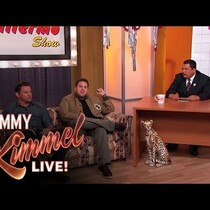 Jonah Hill and Channing Tatum on the Guillermo Show!