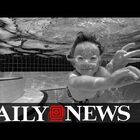 Think twice before jumping in that pool. (Watch)