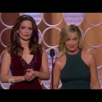 Best Of Amy Poehler And Tina Fey @ Golden Globes