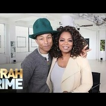 WATCH: Oprah & Pharrell Dance to Happy!