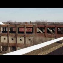 Urban Skiing: Detroit