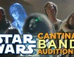 VIDEO: College Humor - Star Wars Cantina Band Auditions
