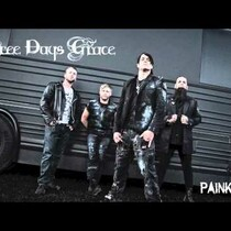 NEW Three Days Grace