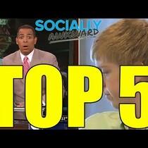 VIDEO: Top 5 Awkward News Stories From Last Week