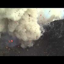 Drone Captures Volcano Erupting! *AMAZING VIDEO*