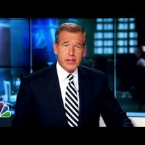 WATCH: Brian Williams: NBC News anchor and Gangsta Rapper?