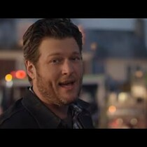 Blake the perfect man in this video?