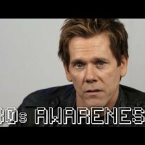 WATCH: Kevin Bacon talks about 80's Awareness