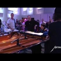 WATCH: Metallica Grammy Rehearsal Video