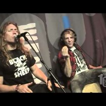 Apocalyptica peforms live for END Sessions
