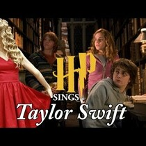 Harry Potter and Friends Sing Taylor Swift's 'We Are Never Ever Getting Back Together'