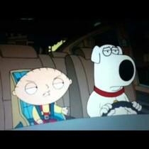Family Guy's Stewie Demonstrates Uptalk