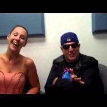 Ashlee interviews comedian Sam Tripoli-Ashlee Aftershow