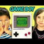 WATCH: Kids React to Original Game Boy